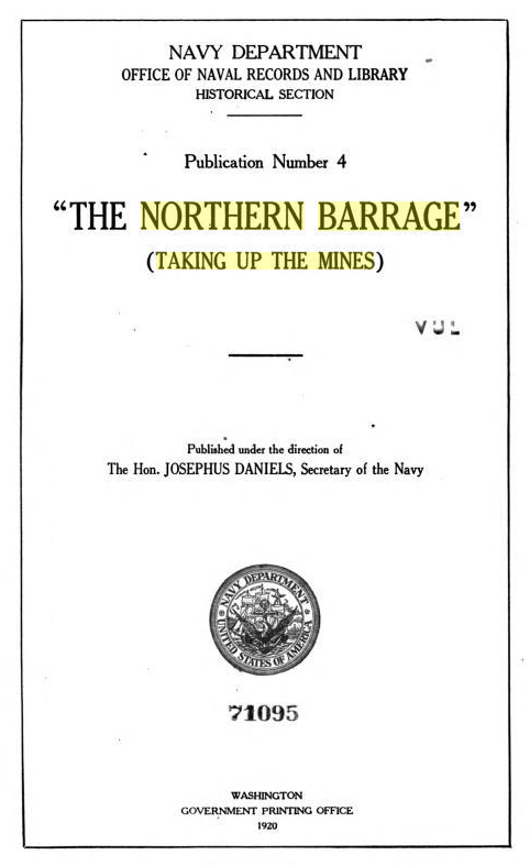 Cover of Clearing the MInes
